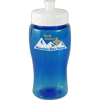 18 oz Transparent Poly-Pure Bottle