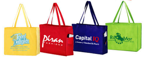 Custom Grocery Totes