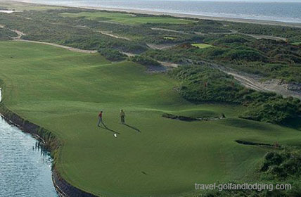 The Ocean Course, Kiawah Island, South Carolina