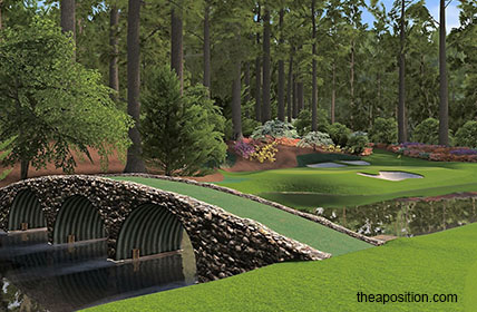 Augusta National Golf Course, Augusta, Georgia