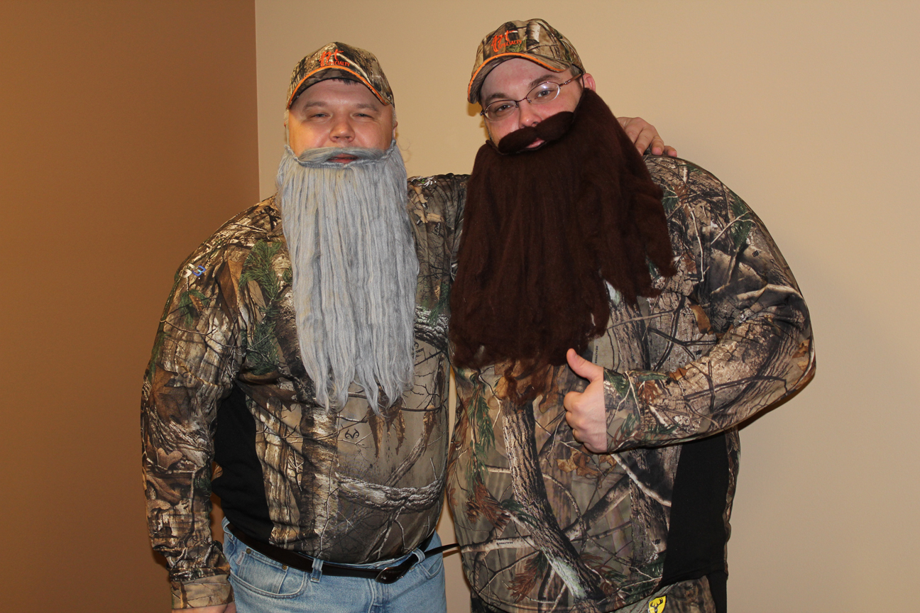 Your Promo People As Duck Dynasty