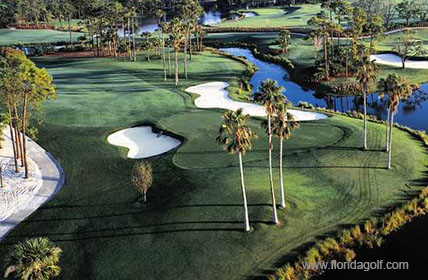 PGA National Resort & Spa, Champion Course, Palm Beach Gardens, Florida