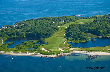 Fisher's Island Golf Course, Fisher's Island, New York